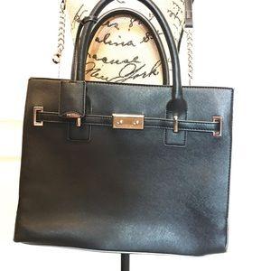 Nine West purse, black